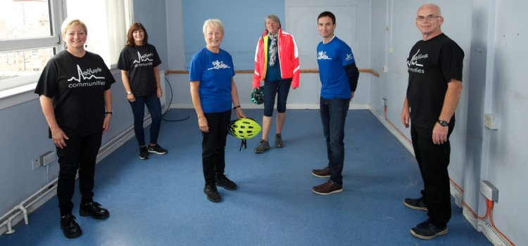 Strategic partnership with Active Communities and Renfrewshire Council