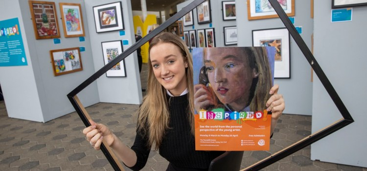 Art contest pupils in the frame for high praise