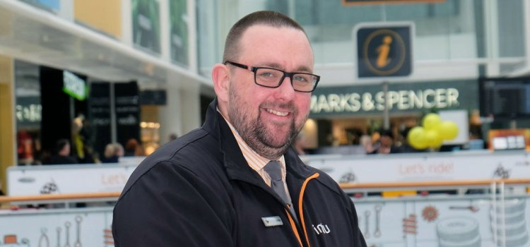 intu Braehead man in running for top national award