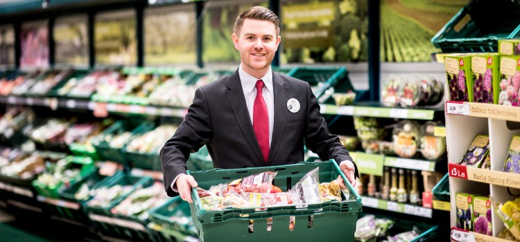 Tesco to provide a £30million package of support for local communities tackling Covid-19 including £25million food donations programme