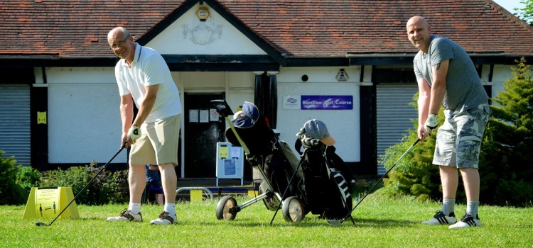 Golfers flock to Barshaw as course re-opens after easing of coronavirus pandemic restrictions
