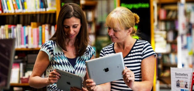Online e-book rental at Renfrewshire's online library increases during lockdown