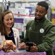 Over 40,000 meals donated in Renfrewshire as Tesco reaches 50 million milestone