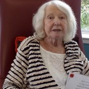 Barrhead lady's emotional poem marks 75th anniversary of WWII end