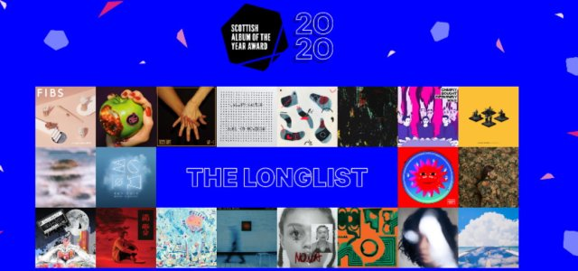 Scottish Album of the Year Award announce 2020's longlist including Anna Meredith, Lewis Capaldi, The Ninth Wave