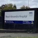 Pregnant patients face uphill struggle as RAH Maternity Unit reviews parking in response to MSP's concerns
