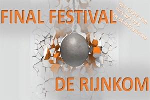 Final Festival Rijnkom @ De Rijnkom | Renkum | Gelderland | Nederland