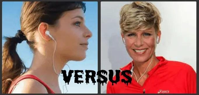 Evy versus Renate