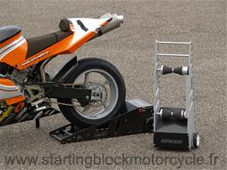 StartingBlock Dmarreur Externe Lanceur Lectrique Pour