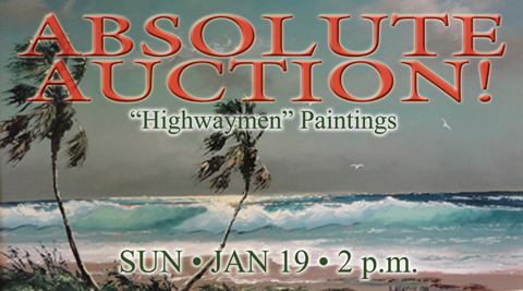 Highwaymen Auction January 2014
