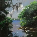 Florida Highwaymen Painting