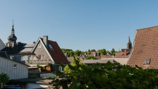 Blick über die Dächer der Altstadt