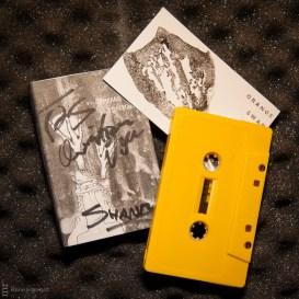 Orange Swan verkauften nach ihrer Show noch Tapes