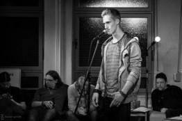 Felix Krull, CaféSATZ Poetry Slam, C@fe-42, 21. Dez. 2012