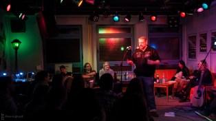 CaféSATZ Poetry Slam, C@fe-42, 21. Dez. 2012