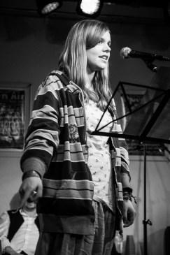Sara Müller, C@fe-42, Gelsenkirchen, 18. Jan. 2013