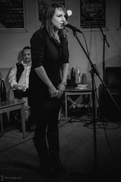 Ann-Katrin, C@fe-42, Gelsenkirchen, 18. Jan. 2013