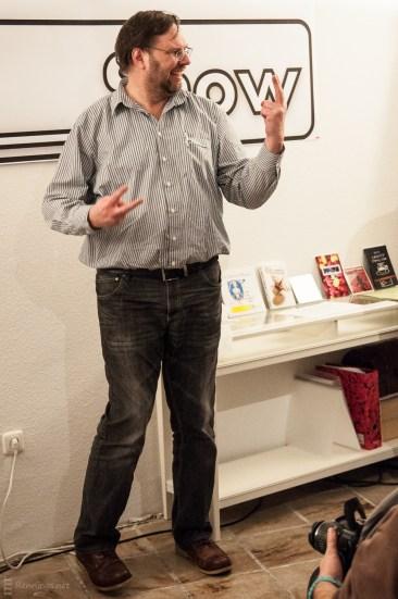 Carsten Koch, Lückentext-Show, 30. Jan. 2013