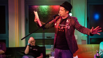 Matthias 'Maschi' Marschalt, Poetry Slam, 15.2.2013, C@fe-42, Ge