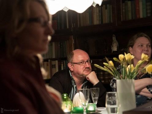 Dirk Juschkat, Wohnzimmerlesung, 20.4.2013, Gladbeck