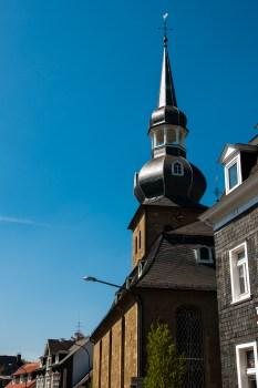 (ehemals reformierte) evangelische Kirche
