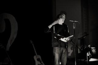 Christofer_mit_f, 25.5.2013, Poetry Slam C@fe-42, Gelsenkirchen