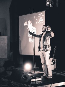 Ilja, 25.5.2013, Poetry Slam C@fe-42, Gelsenkirchen