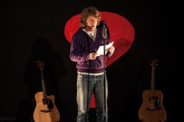 Jay Nightwind, 25.5.2013, Poetry Slam C@fe-42, Gelsenkirchen