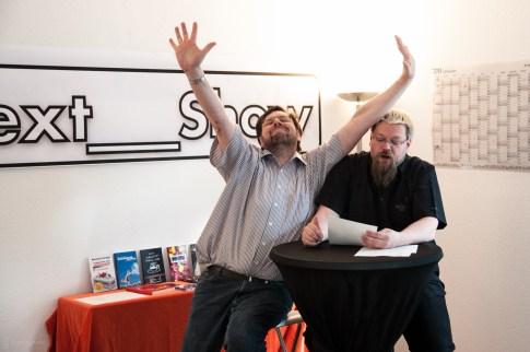 Lückentext__Show: Carsten Koch & Michael Meyer