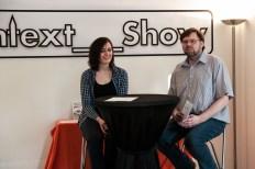 Lückentext__Show: Sandra Da Vina & Carsten Koch