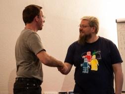 Erster Platz: Markus Berg, Wohlklang Poetry Slam, Wattenscheid,