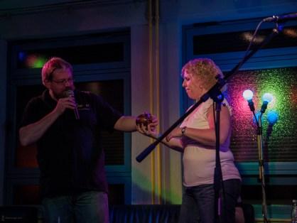 3. Platz: Jasmin Sell, 21.6.2013, C@fe-42, Gelsenkirchen