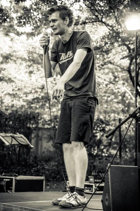Sim Panse, 19.7.2013, C@fe-42, Gelsenkirchen