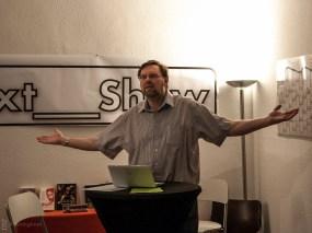 Lückentext__Show: Carsten Koch