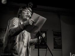 Johannes Floehr, Poetry Slam, C@fe-42, 6.9.13