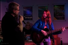 Diane Bliss, 27.9.2013, 1. Open Stage, C@fe-42