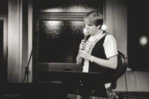 Sven Pörsch, 27.9.2013, 1. Open Stage, C@fe-42