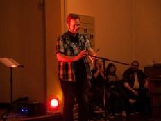 Tobias Reinartz, 18.10.2013, Slam Poeten Lesung, Gladbeck