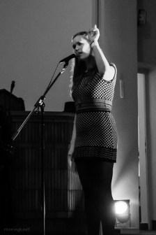 Jessy James LaFleur, 18.10.2013, Slam Poeten Lesung, Gladbeck