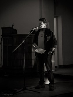 Jürgen Ludwig, 18.10.2013, Slam Poeten Lesung, Gladbeck