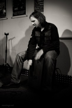 Adrian Klawitter (of Jaana), 8.11.2013, C@fe-42, Poetry Slam