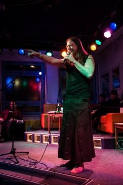 Roling, CaféSATZ Poetry Slam, C@fe-42, 6.12.2013