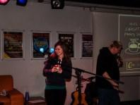 2. Platz: Angelika, CaféSATZ Poetry Slam, C@fe-42, 6.12.2013