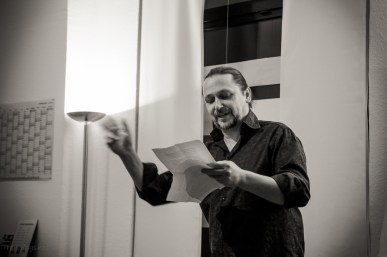 Rainer Wüst, Wohlklang Poetry Slam, 11.12.2013