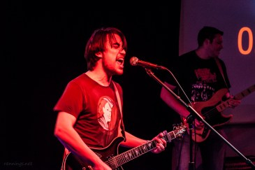 Evan Freyer & Band, 25.1.2014, C@fe-42, Battle of Bands