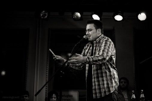Niko Sioulis, 14.2.2014, C@fe-42