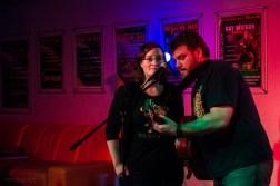 Captain's Diary, 14.2.2014, C@fe-42, Poetry Slam