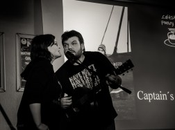 Captain's Diary, 14.2.2014, C@fe-42, Poetry Slam