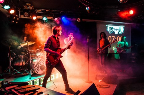 Stonebraze, 29.3.2014, C@fe-42, Battle of Bands
