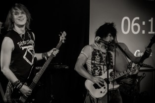 The Dirty Lixx, 29.3.2014, C@fe-42, Battle of Bands
